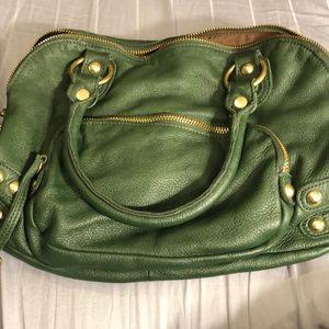 Authentic Linea Pelle leather bag